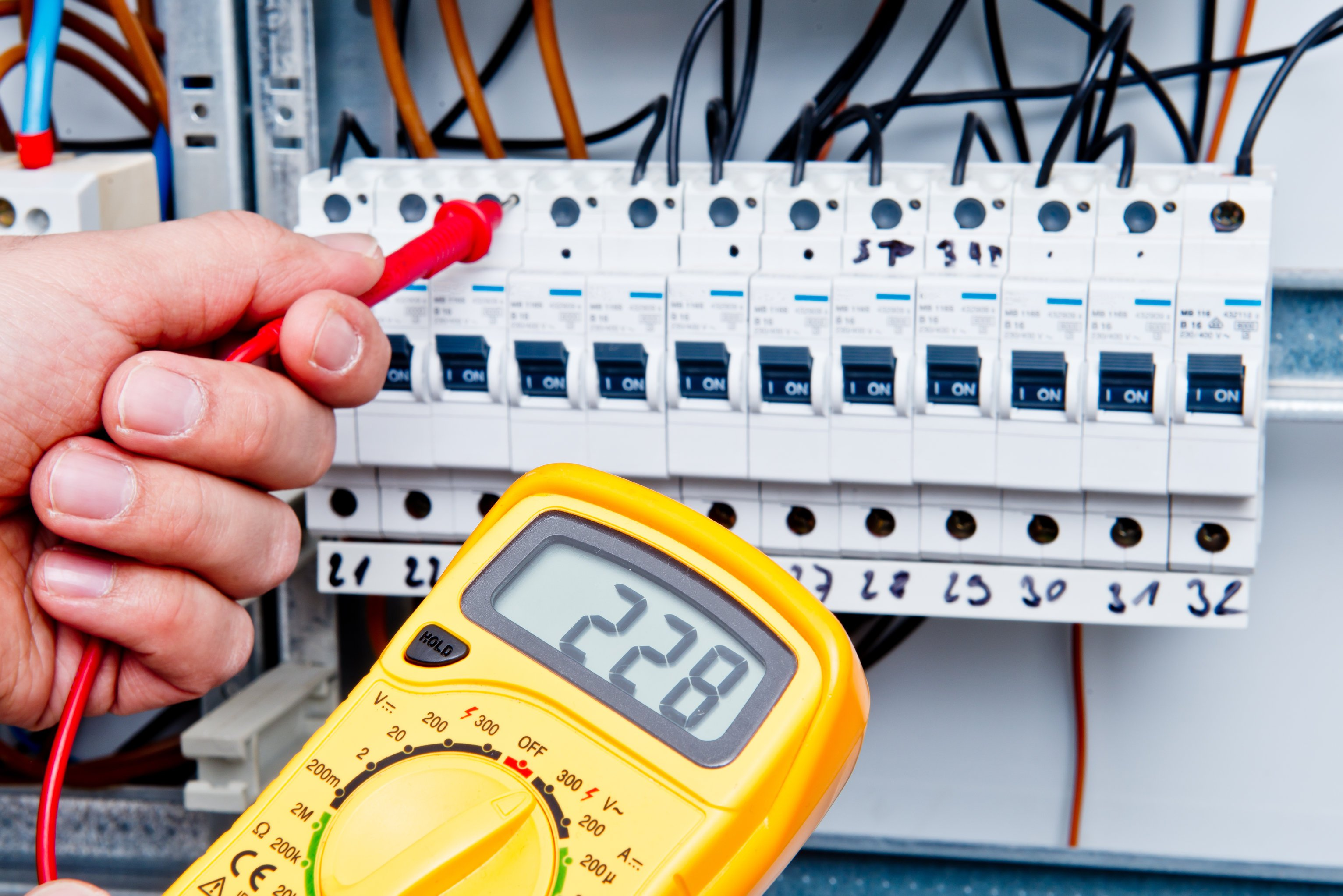 electrical maintenance edmonton